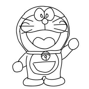Doraemon sketsa-01